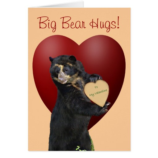 Bubu's Valentine Greeting Card