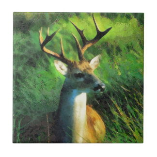 Buc Deer Tile