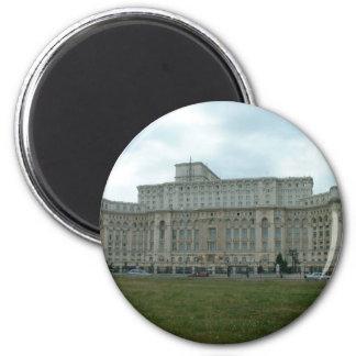 Bucarest Imán Para Frigorífico