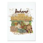 Bucarest Invitación 12,7 X 17,8 Cm