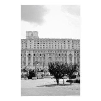 Bucarest, Rumania Papeleria De Diseño