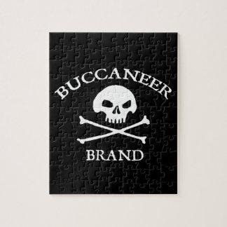 Buccaneer Brand Jigsaw Puzzle