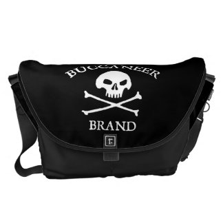 Buccaneer Brand Messenger Bag