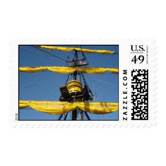 Buccaneer Queen, Cabo San Lucas Stamp