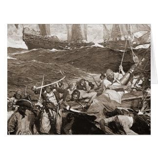 Buccaneers 1910 card
