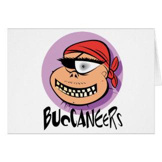 Buccaneers Card