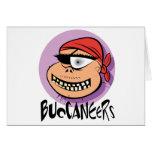 Buccaneers Greeting Cards