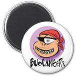 Buccaneers Magnet