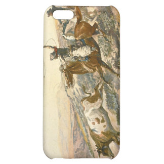 Buccaroos by Charles Marion Russell Case For iPhone 5C
