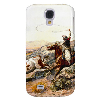 Buccaroos Galaxy S4 Cover