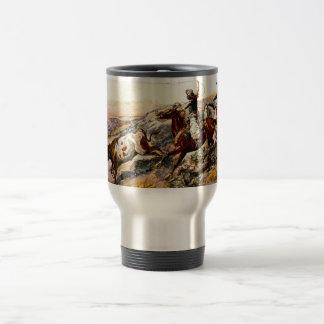 Buccaroos Travel Mug