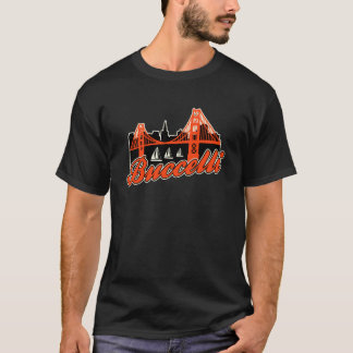 Buccelli City by the Bay T-Shirt