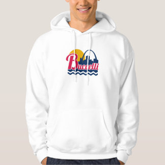 Buccelli Gateway to the West Hooded Sweatshirts