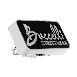 Buccelli Streetwear Travelling Speaker