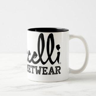 Buccelli Streetwear Two-Tone Coffee Mug
