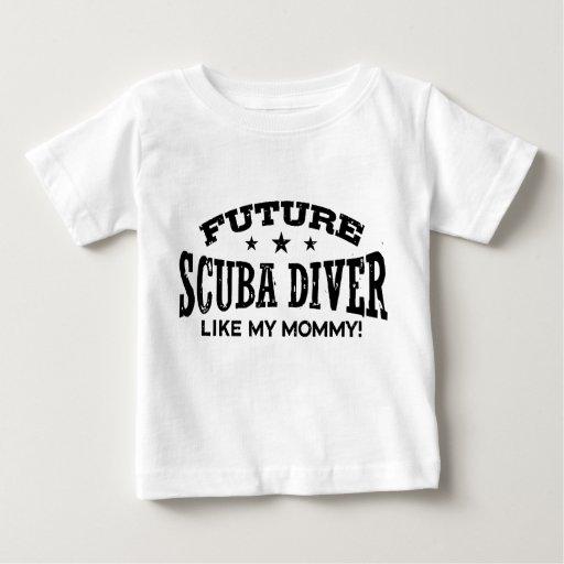 Buceador futuro t-shirt