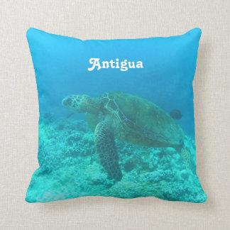 Buceo con escafandra de Antigua Almohadas