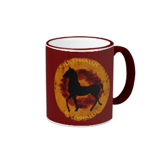 Bucephalus gifts coffee mug