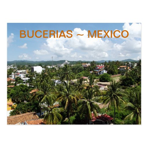 Bucerias Bahia de Banderas Postcard