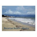 Bucerias Beach Summertime Postcards