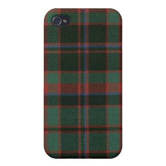 Buchan Ancient Tartan iPhone 4 Case
