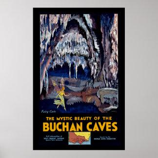 Buchan Caves Australia Posters