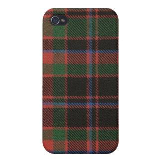 Buchanan Clan Ancient iPhone 4 Case