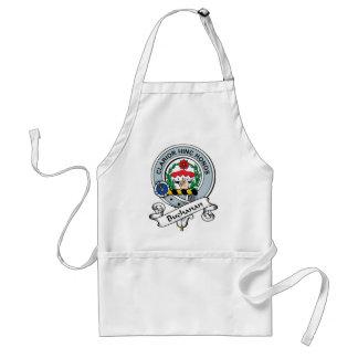 Buchanan Clan Badge Apron