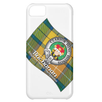 Buchanan Clan Case For iPhone 5C