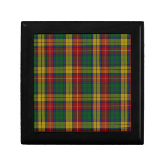 Buchanan Clan Family Tartan Gift Box