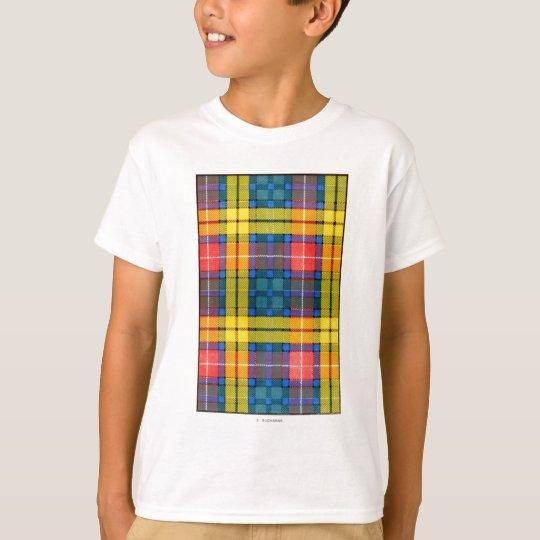 BUCHANAN FAMILY TARTAN T-Shirt