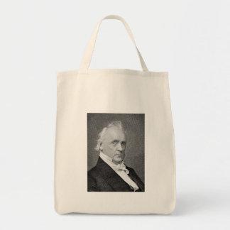 Buchanan - James President of United States Tote Bag