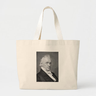 Buchanan - James President of United States Canvas Bag