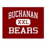 Buchanan - osos - High School secundaria - Clovis Postal
