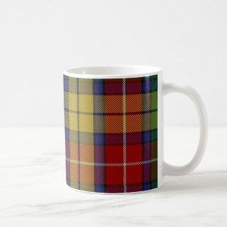 Buchanan Tartan Mug