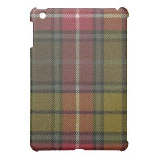 Buchanan Weathered Tartan iPad Case