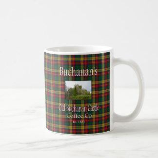 Buchanan's Old Buchanan Castle Coffee Co. Coffee Mug