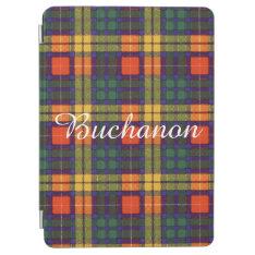 Buchanon Clan Plaid Scottish Tartan Ipad Air Cover at Zazzle