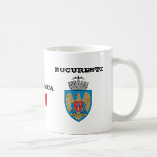 Bucharest* Romania Custom Mug