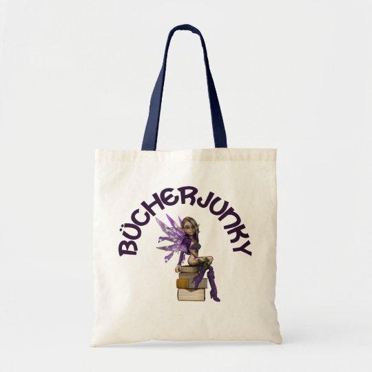 Bücherjunky Tote Bag