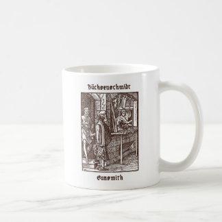 Büchsenschmidt - escopetero tazas de café