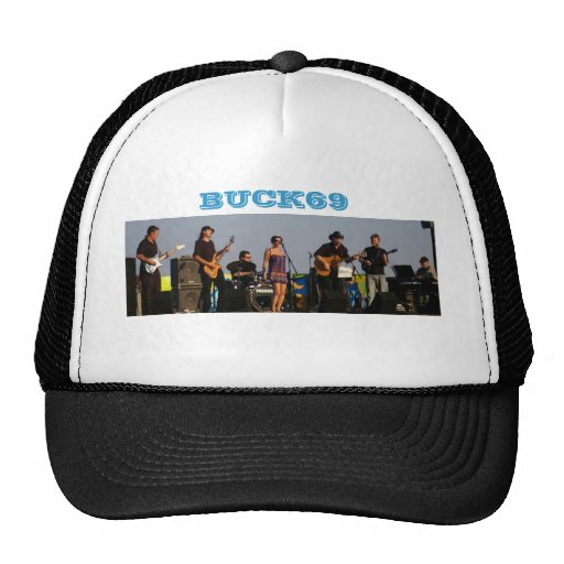 BUCK69 MESH HATS