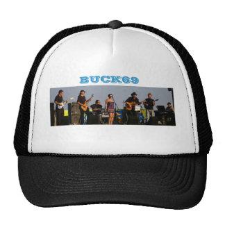 BUCK69 TRUCKER HAT