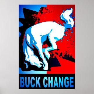 Buck change Poster