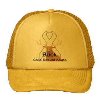 Buck Child-Sexual-Abuse Hat