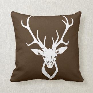Buck Deer Pillow