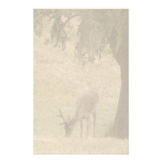 Buck Deer Stationery