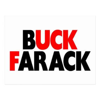 Buck Farack Postcard
