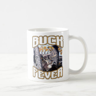 buck fever coffee mug