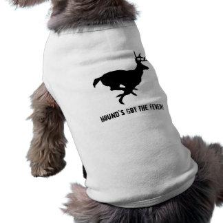 Buck Fever Dog T Shirt